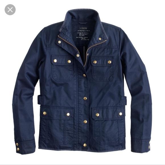 J. Crew Jackets & Blazers - Jcrew Downtown field Jacket